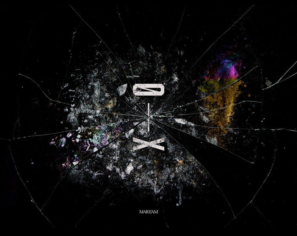 Album artwork - Maream - OtoX (2020)